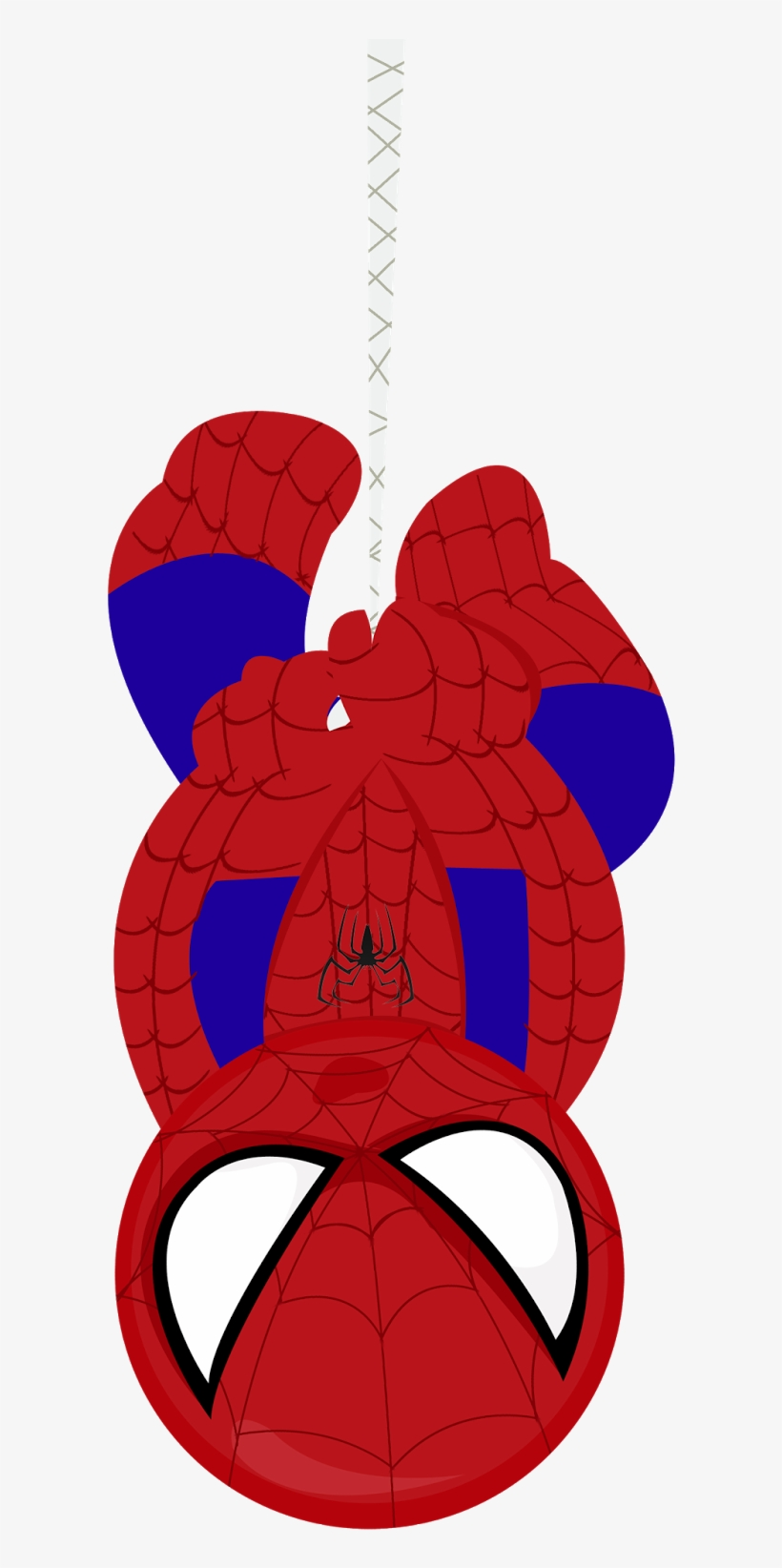 Iron Spiderman Clipart Baby.