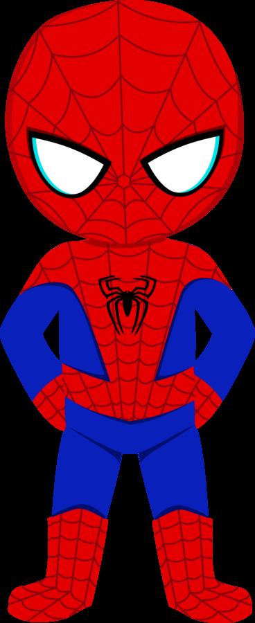 Homem Aranha.