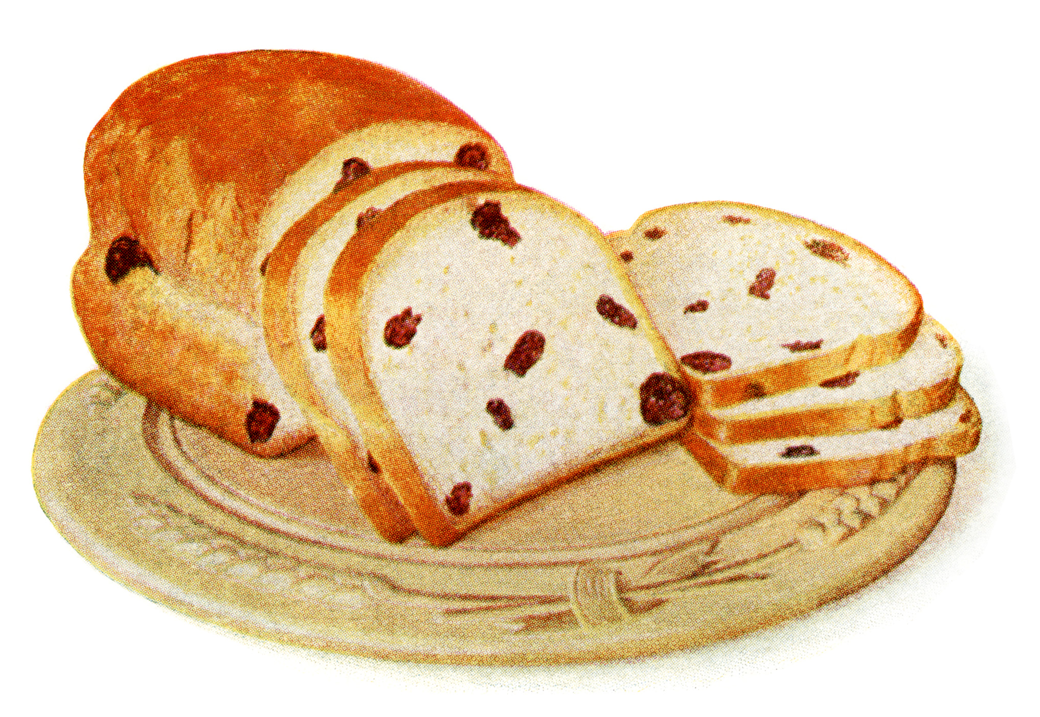 Loaf Of Bread Clipart.