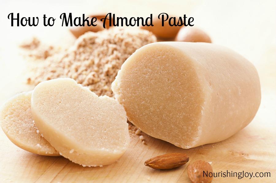 Homemade clipart paste recipe.