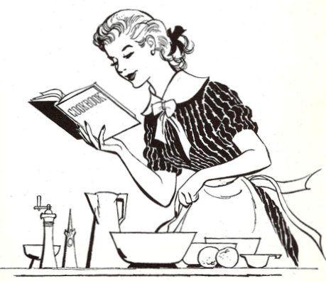 Vintage Homemaker.