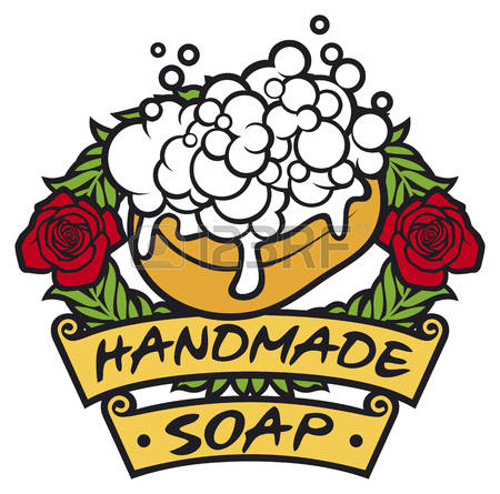 349 Homemade Soap Stock Vector Illustration And Royalty Free.