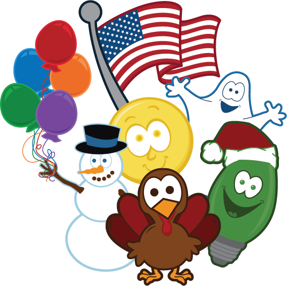 Fun and FREE Clipart.