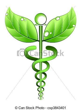 Homeopathic Medicine Clipart.