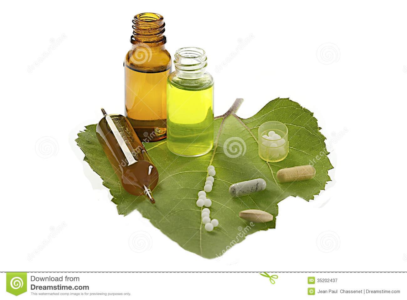 Homeopathy Clip Art.