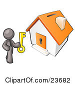 Homeowner Clipart.
