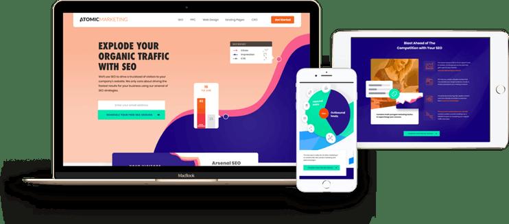 Logos, Web, Graphic Design & More..
