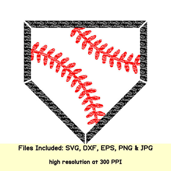 Clipart Of Home Plate.