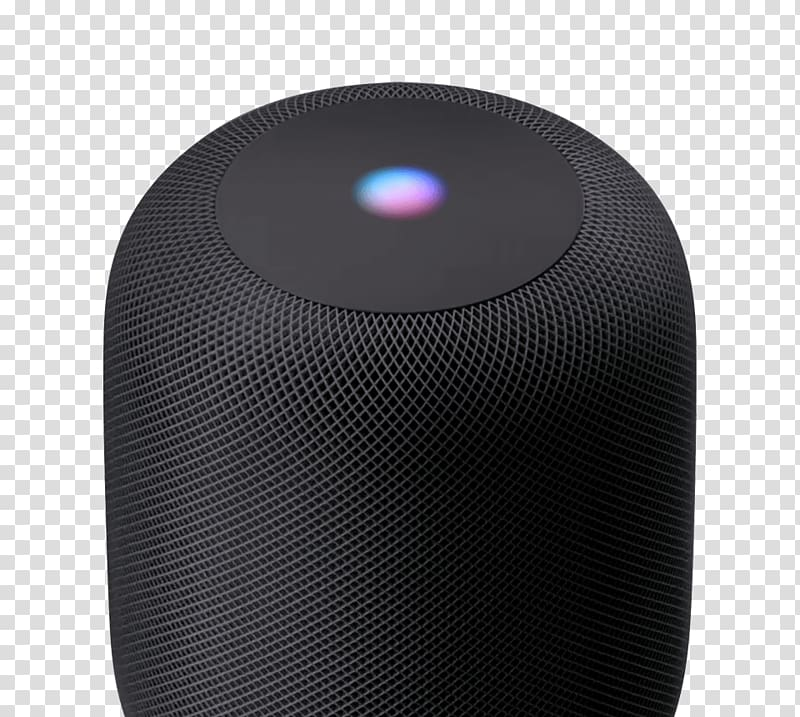 HomePod iPhone X Apple iOS 11, apple transparent background.