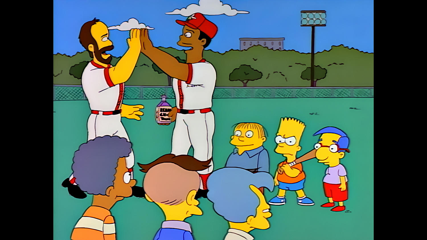 A Salute to 'Homer at the Bat' at Hall of Fame Classic Weekend.