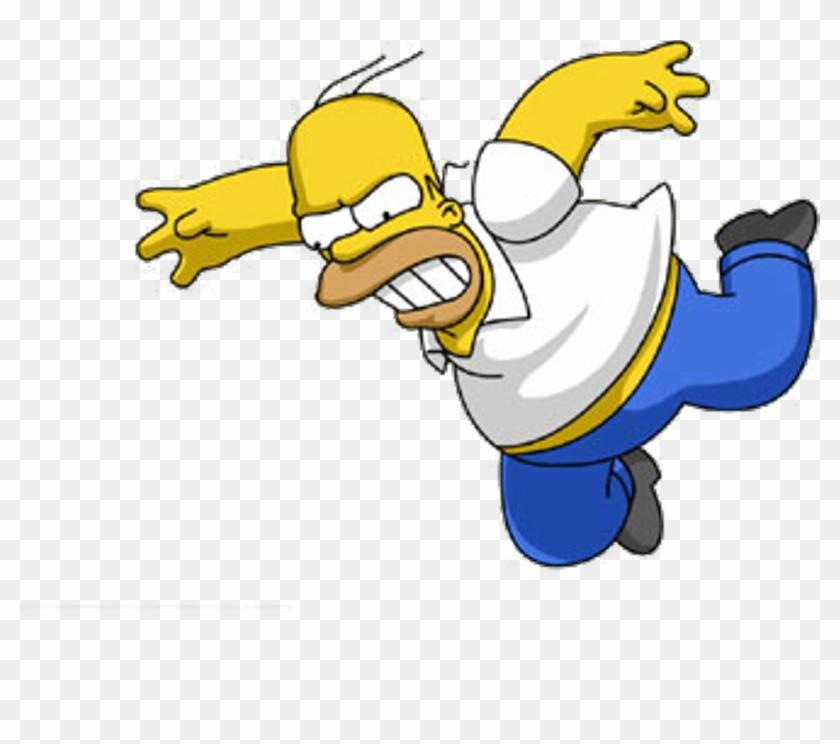 Homer Simpson Transparent Background , Png Download.