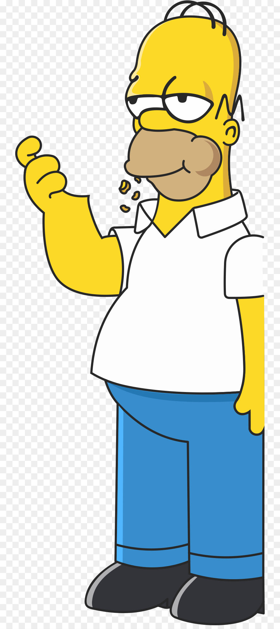 Homer Simpson Clipart to printable to.