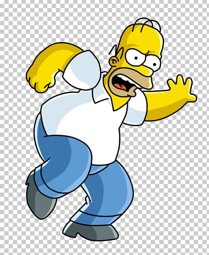 The Simpsons Game Homer Simpson Barney Gumble Bart Simpson Maggie.