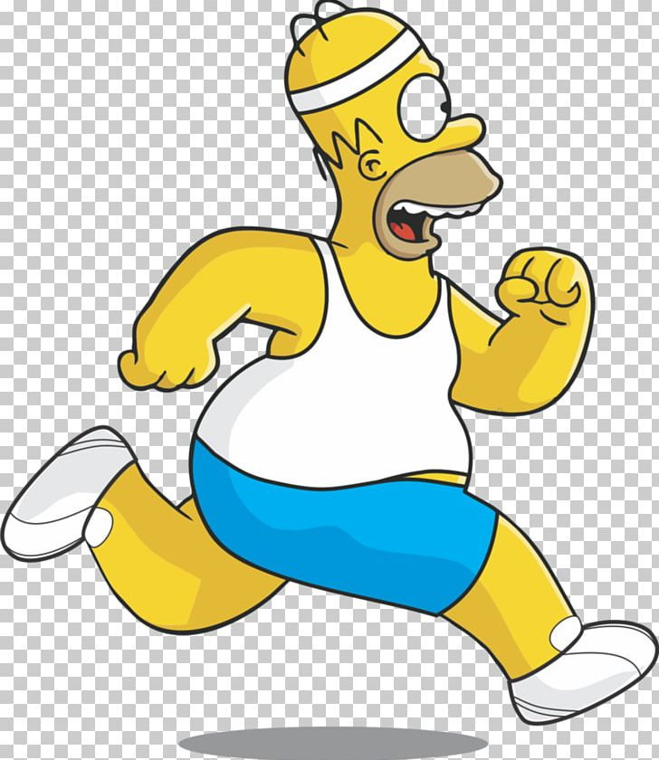 Homer Simpson The Simpsons: Tapped Out Bart Simpson Marge Simpson.