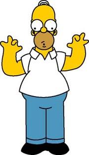 Simpson Clipart.