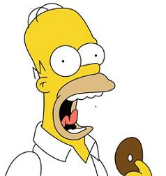 Homer simpsons clipart - Clipground