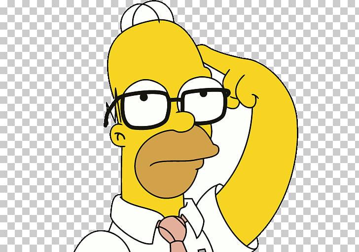 Homer Simpson Marge Simpson Bart Simpson D\'oh!, Homero, Bart.