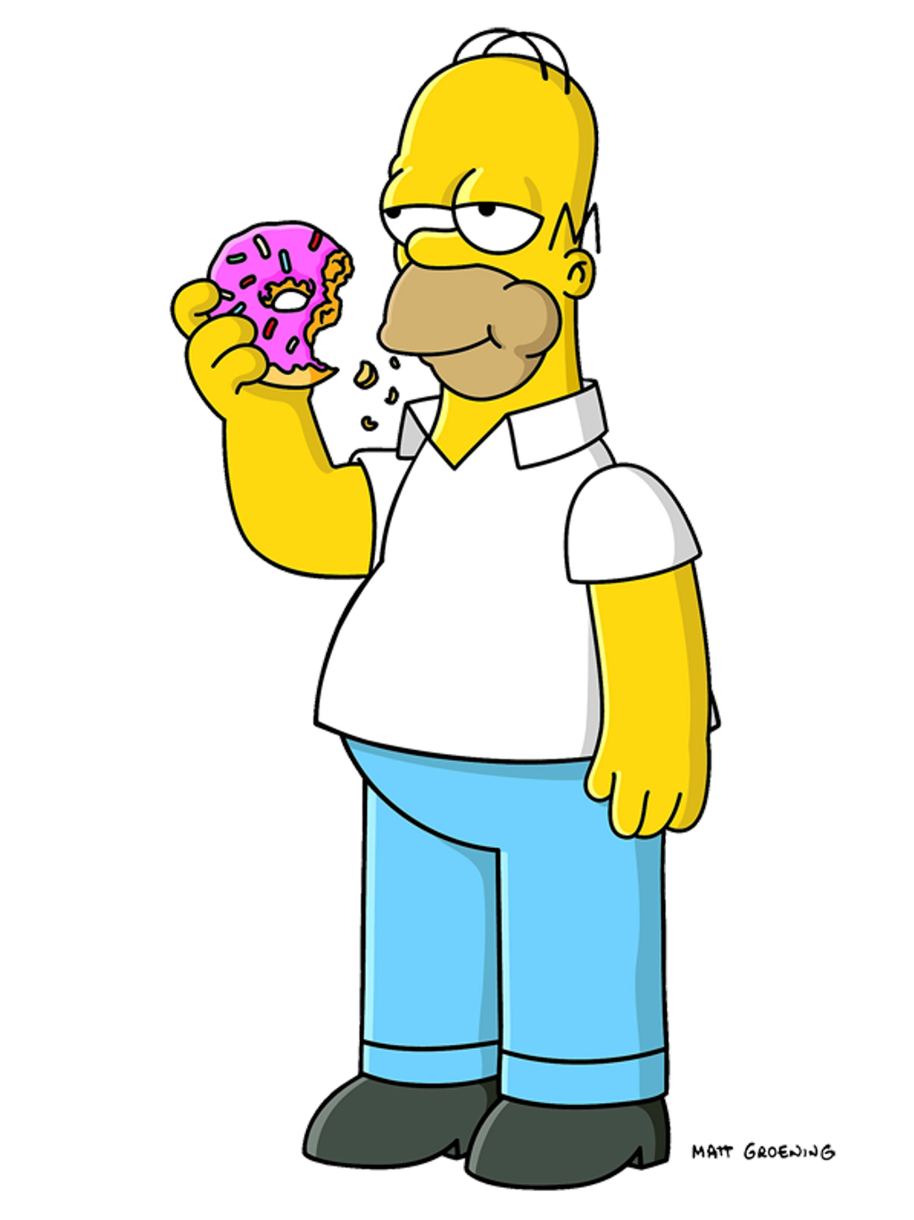 Homero Simpson Png (+).