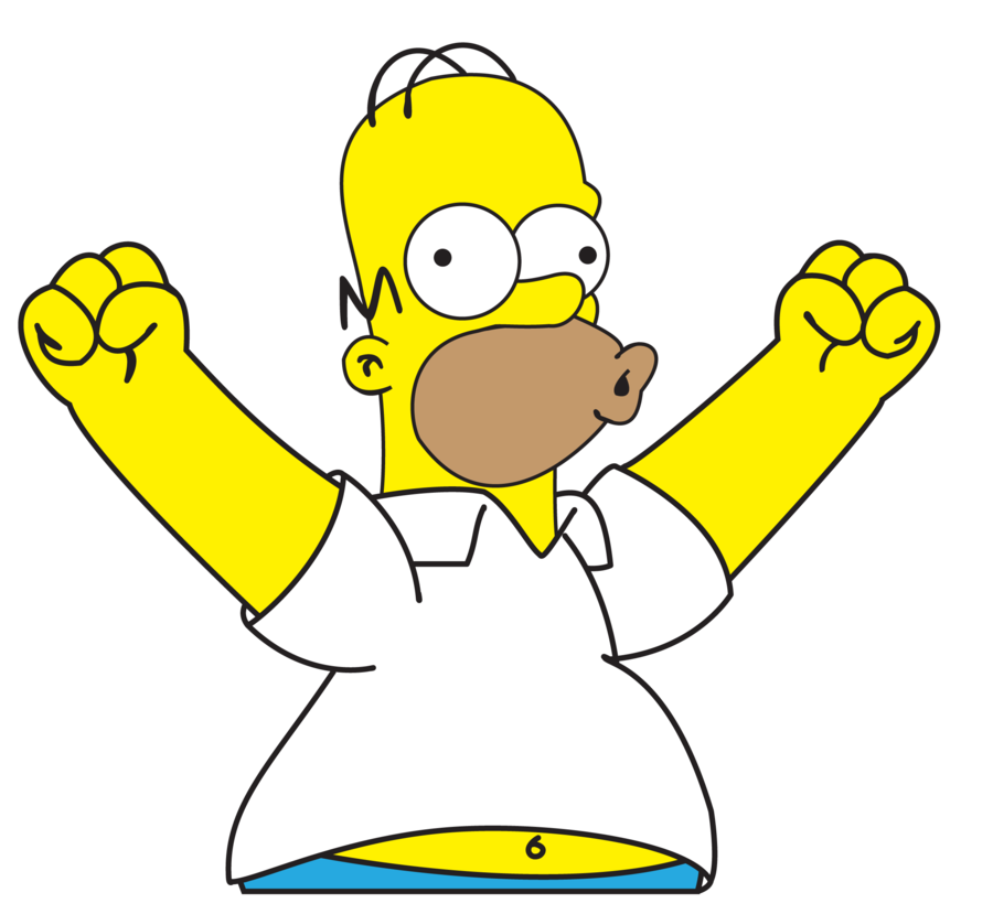 Simpsons PNG images free download, Homer Simpson PNG.