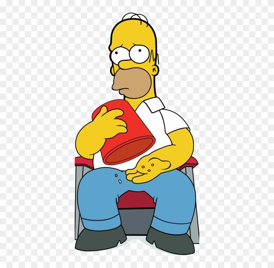 The Simpsons Movie Photos.