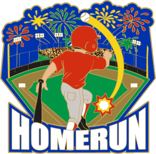 Baseball clipart home run, Baseball home run Transparent.