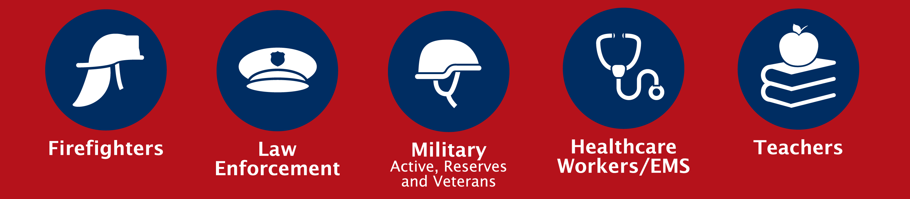 Homes for Heroes®.