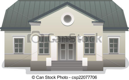 Vector Clipart of homesteading csp22077706.