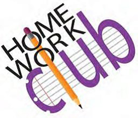 Volunteer for the Homework Club! (Missions).