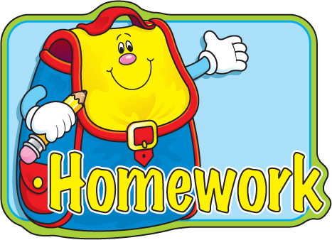 Homework clip art for kids free clipart images 5.