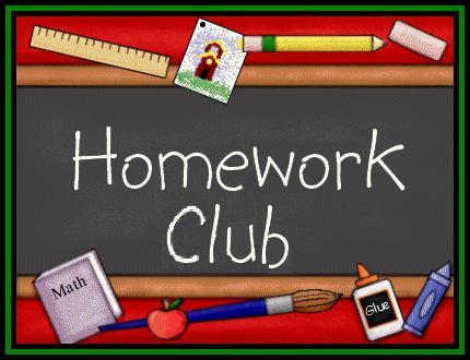 Resurgam Youth's Homework Club.