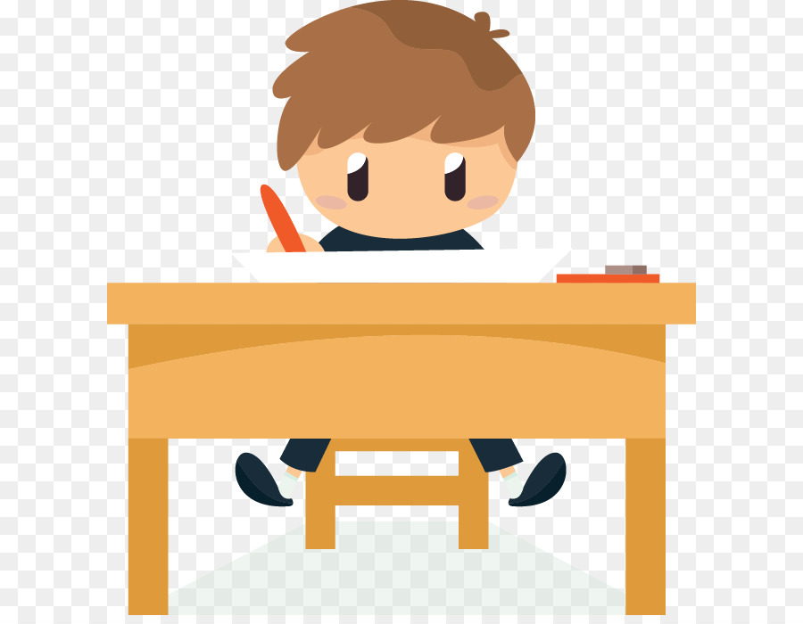 Student Cartoon png download.