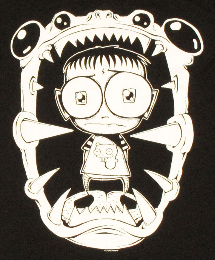 the Homicidal Maniac Squee Baby Tee.