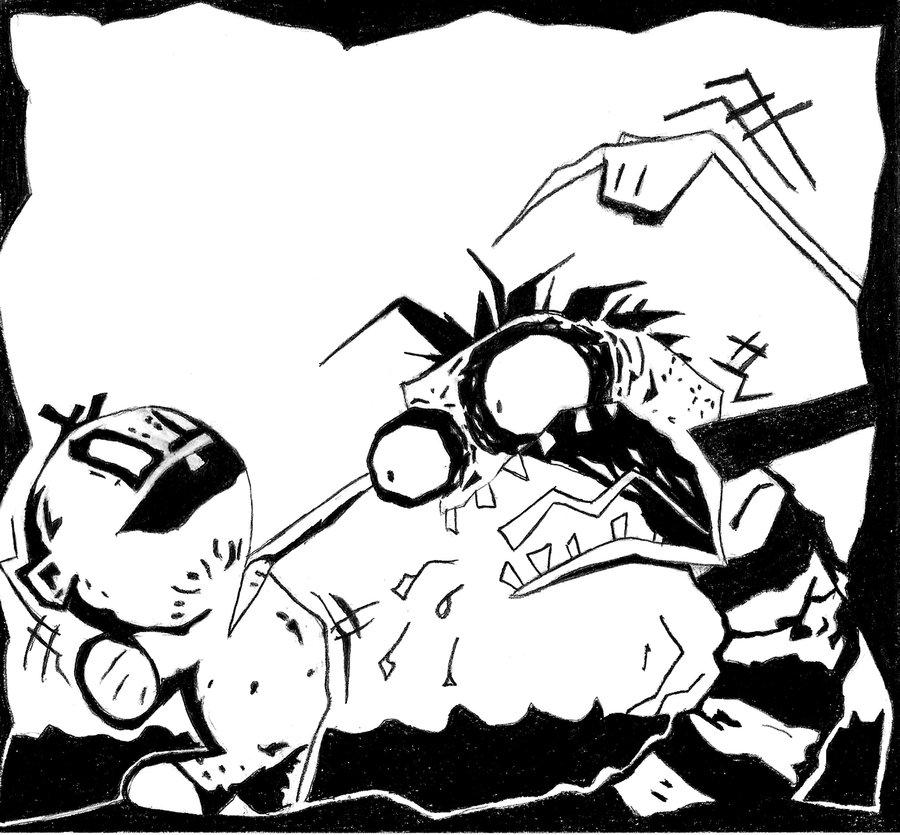 Johnny The Homicidal Maniac by Sharkhead7856 on DeviantArt.
