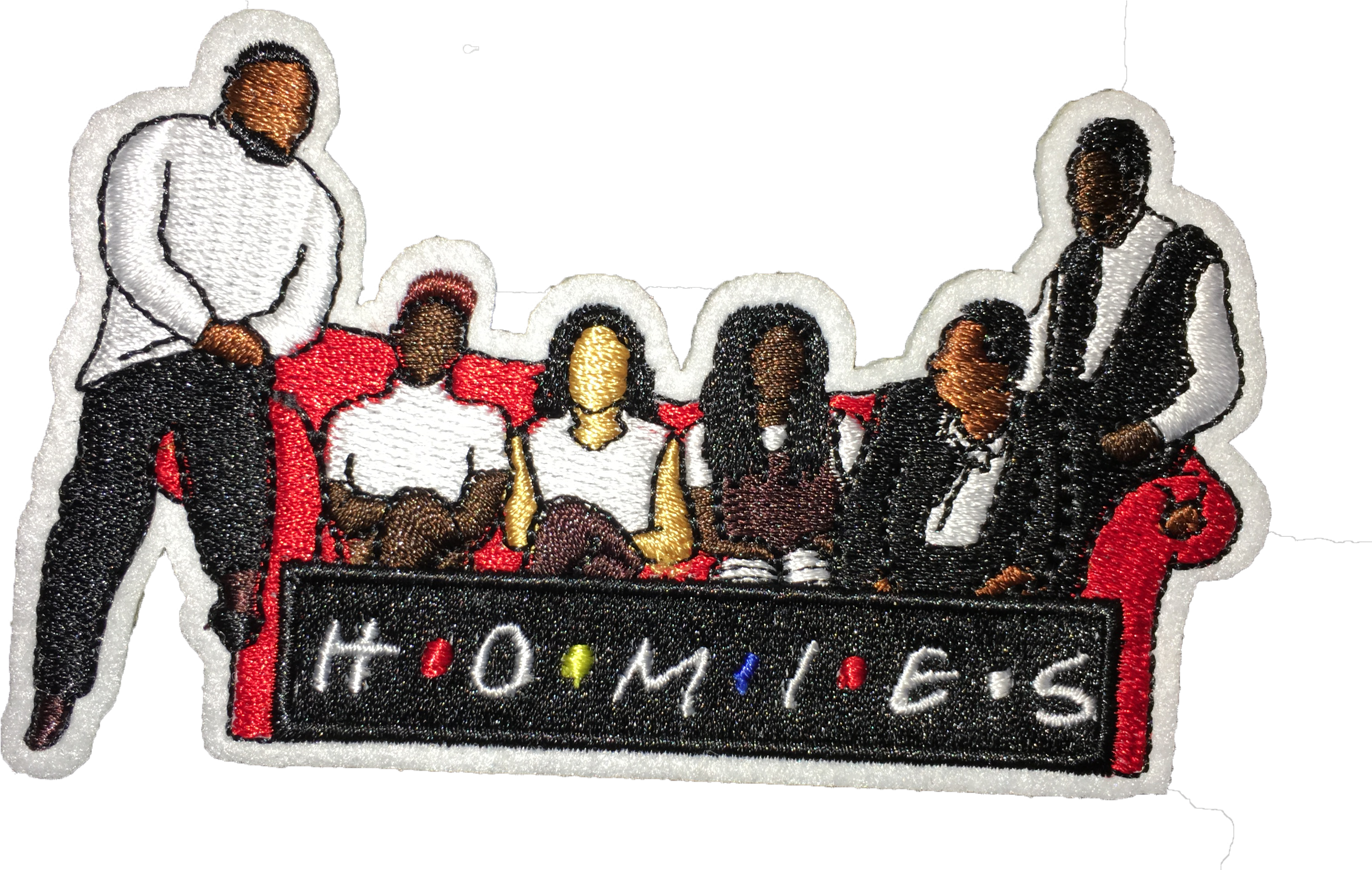 HD Home / Homies Patch.