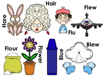 Homophones clipart 4 » Clipart Station.