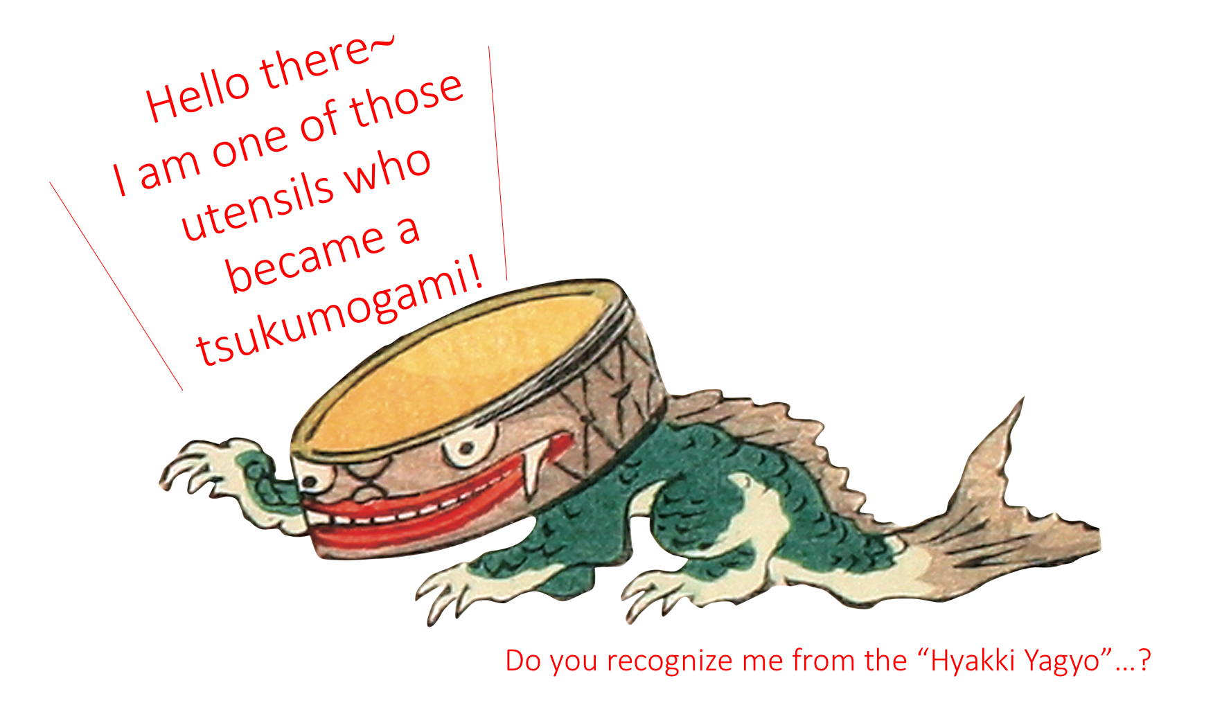 From Eery to Endearing, Yokai Help Us Explain the Unknown.