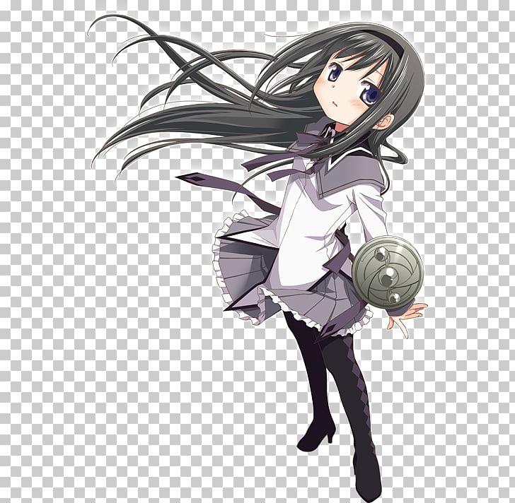 Homura Akemi Madoka Kaname Magical girl Character Anime.