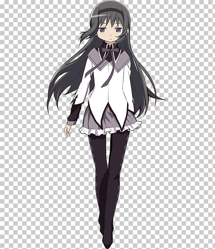 Homura Akemi Anime Puella Magi Madoka Magica Character Fate.