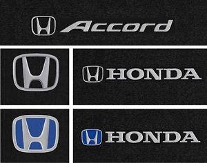 Lloyd Mats honda accord с логотипом ultimat индивидуальной.