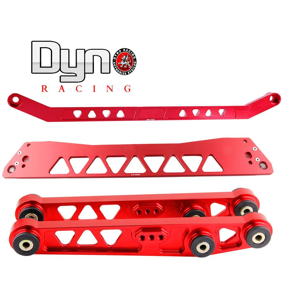 2017 Dyno Racing Rear Lower Tie Bar For Honda Civic 92 95 Eg.