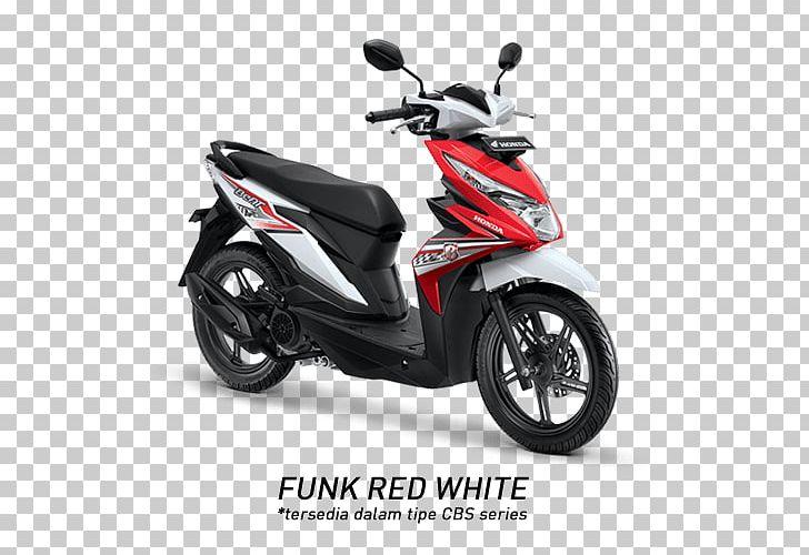 Honda Beat Motorcycle PT Astra Honda Motor HONDA Dealer Made Ferry.