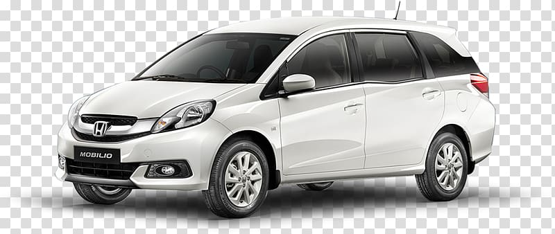 Honda City Car Minivan HONDA MOBILIO RS, honda transparent.