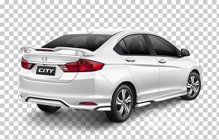 Honda Civic Hybrid City car Body kit, HONDA CITY PNG clipart.
