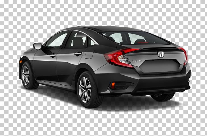 Honda Motor Company Car 2017 Honda Civic LX Sedan PNG.