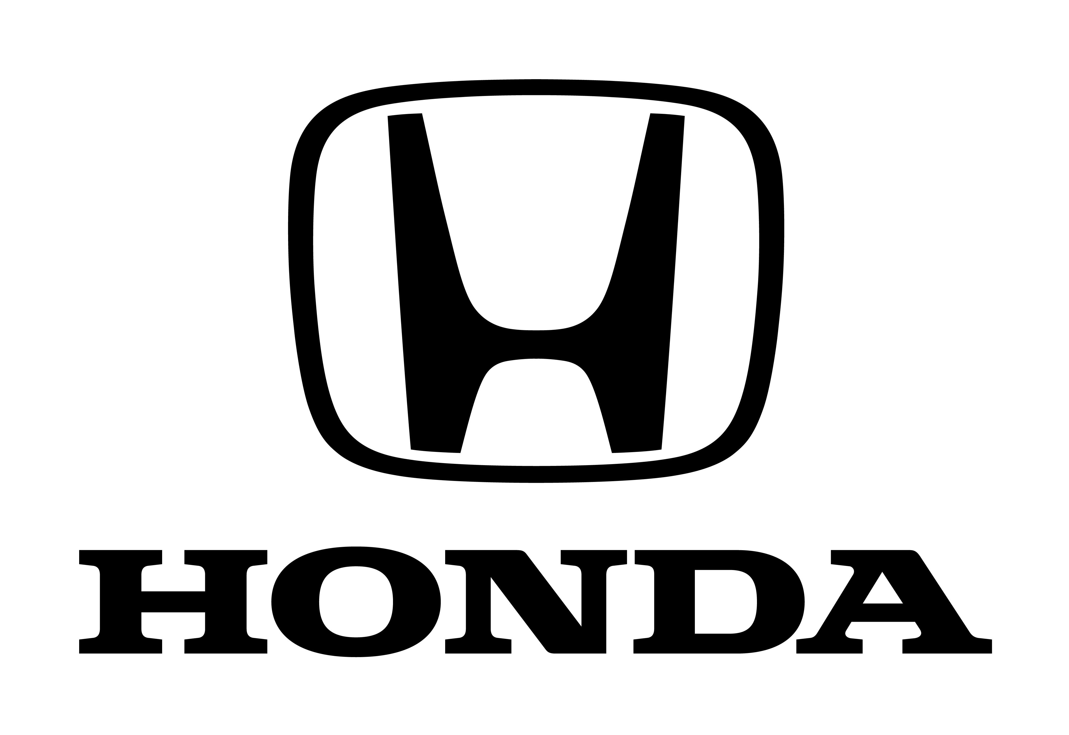 Honda logo clipart.