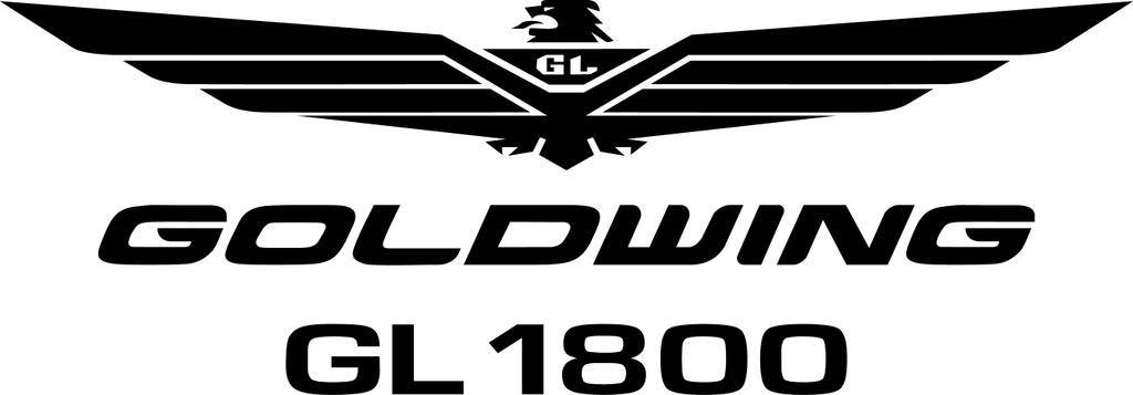 Honda Goldwing Logo Clipart.