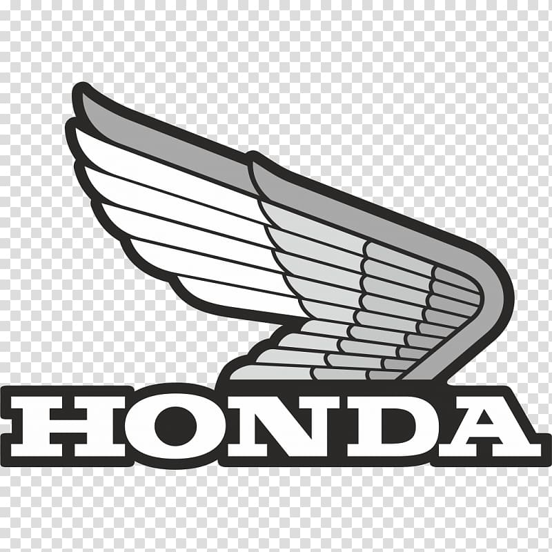 Honda Logo Car Motorcycle Exhaust system, honda transparent.