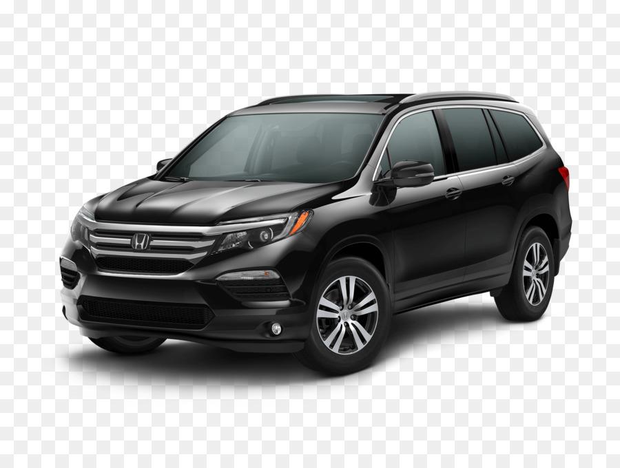 2018 Honda Pilot Exl Awd Suv Family Car png download.