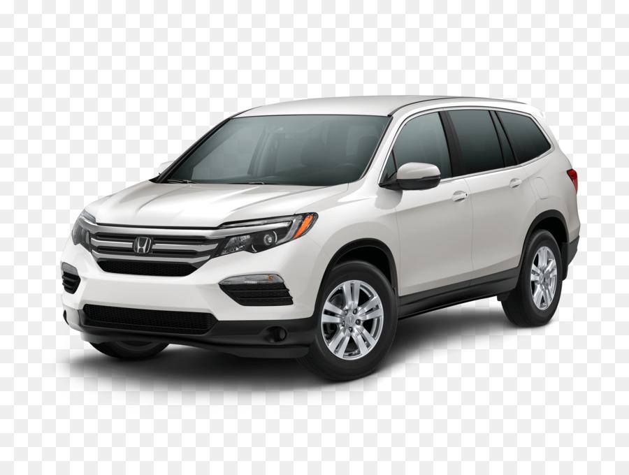 2018 Honda Pilot Vehicle png download.