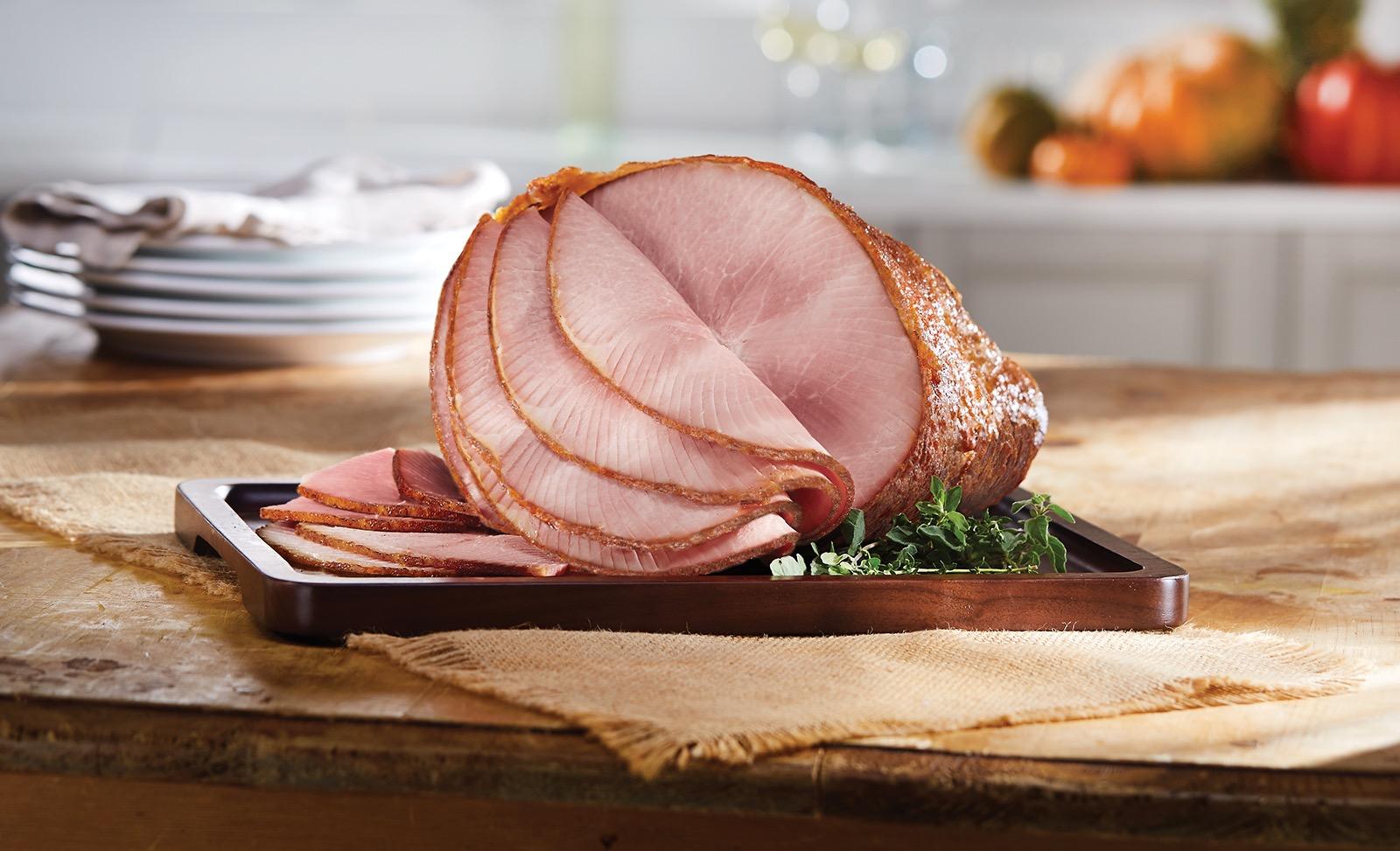 Home To The Legendary Honey Baked Ham.